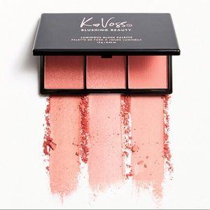 3/$25 KVOSSNYC Blushing Beauty Blush Palette